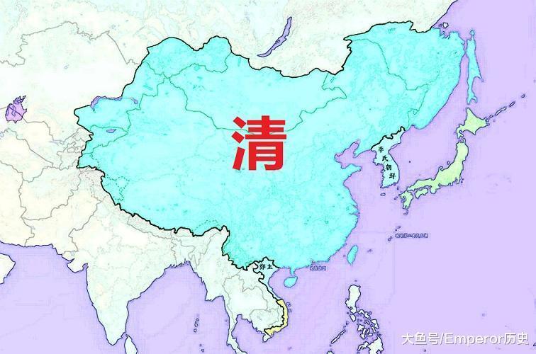 最垃圾的满族将军,丢几十万国土不说,还骂广东人是汉奸,军队是贼党
