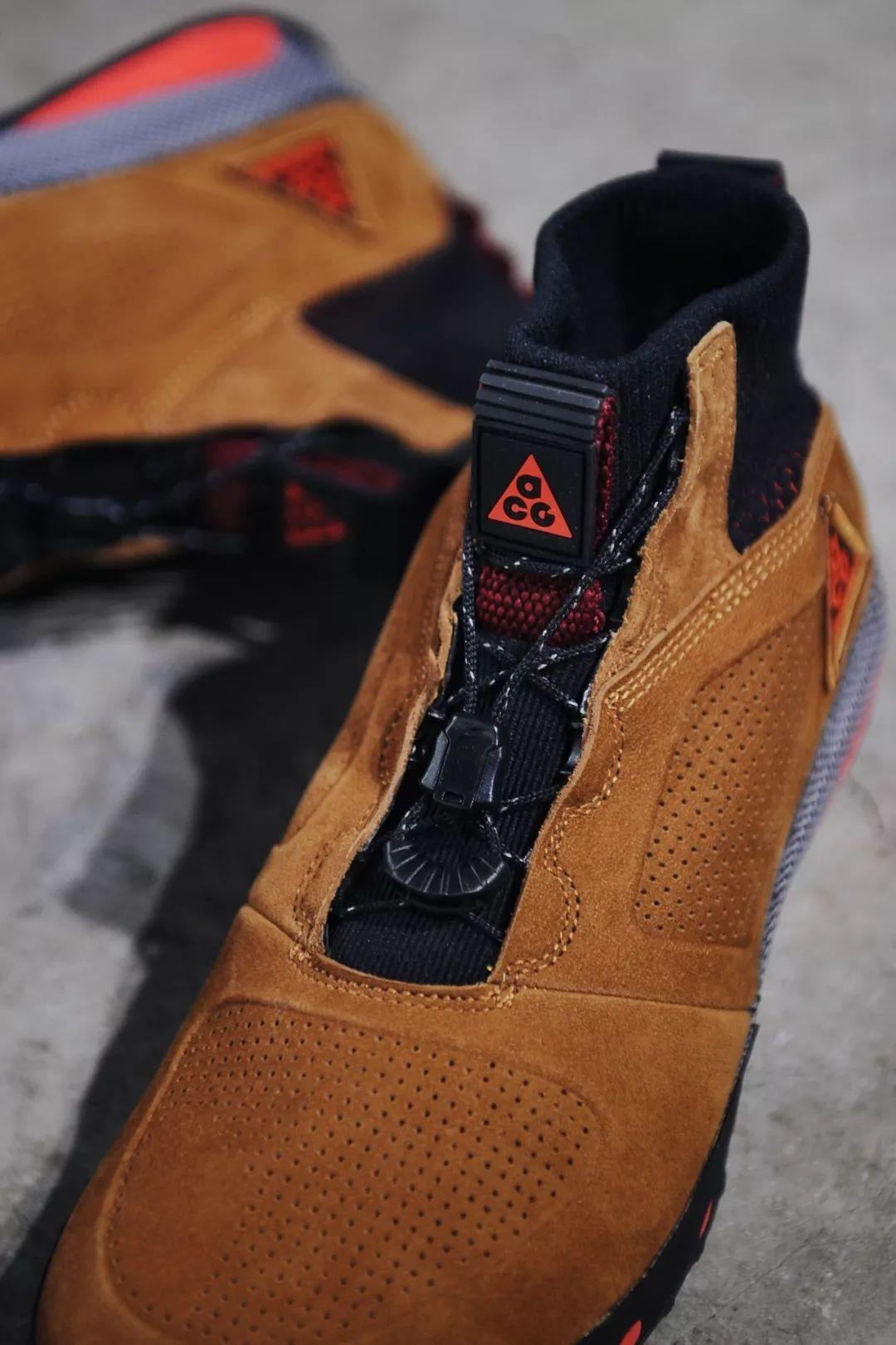 你們的冬日首選 NIKE ACG 新款鞋履系列  SOAR 限量發售