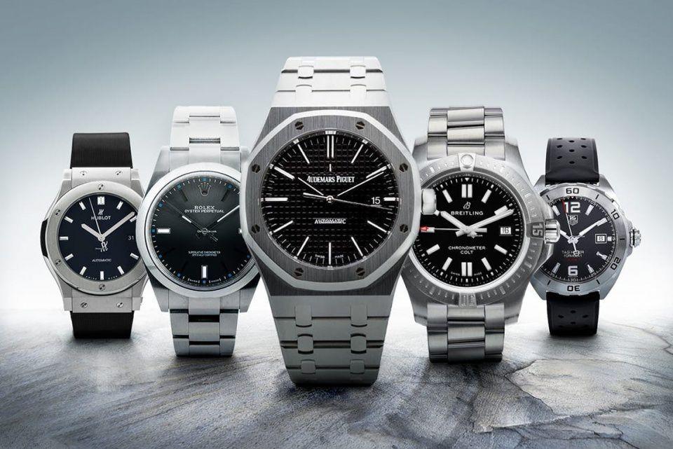 十大奢侈品牌手表中最实惠的机械表