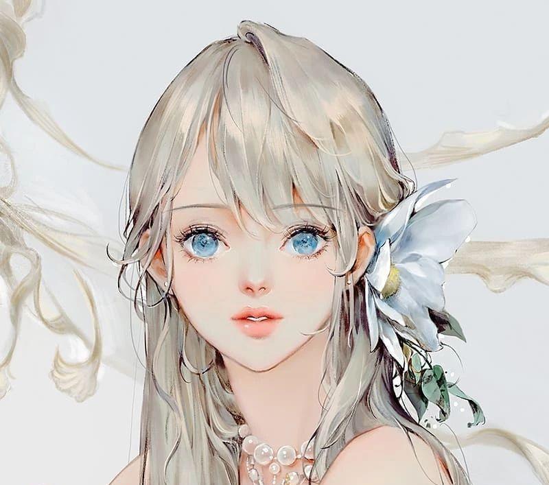 彩手绘彩色眼睛
