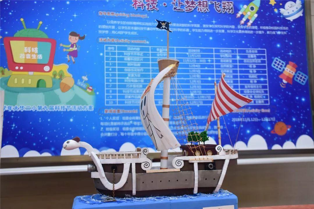 2018年重大科技新闻-大华二小第九届科技节活动报道