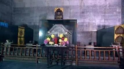 乾隆皇帝墓照片图片