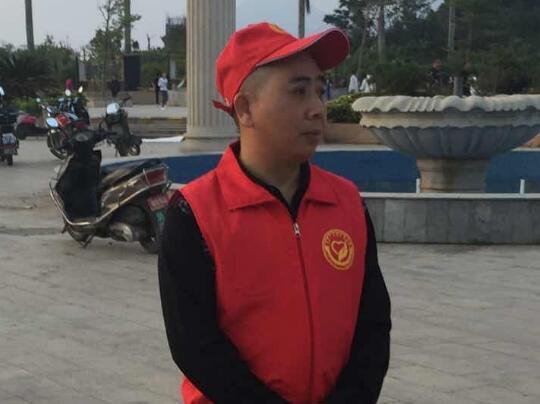 最美志愿者 服务我先行——访广东惠州志愿者张凤木