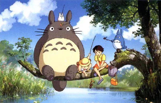 【12月14日】人生看童心,宫崎骏用《龙猫》暖化全世界云可百度情趣墨熙图片