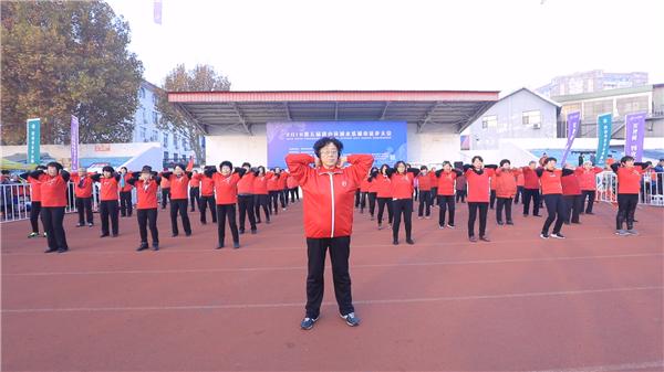 昌宁号茶铺冬日送温暖――2018第五届环城水系徒步大会