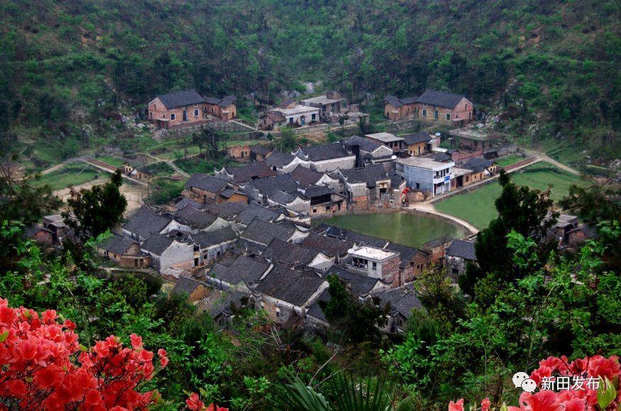 新田7个村中国传统村落,它们都有哪些来历