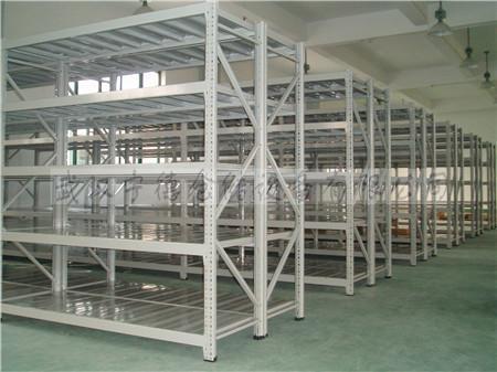 中型货架的结构特点以及适用范围