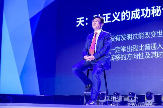 918博天堂影院软银顾问岛聪:羡慕中国投资环境 未来中国第一