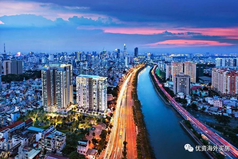 胡志明市gdp_胡志明市是越南的第一大城市,放在我国是什么水平 终于明白了