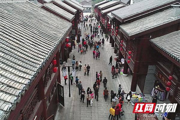 湘潭窯灣旅遊景區獲評國家3A級旅遊景區 11