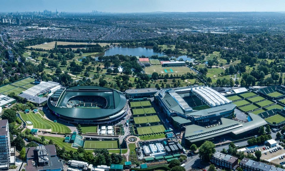 温布尔登收购123年历史高尔夫球场扩大网球面积