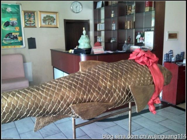 美食 正文  用于吃的鱼的结构图 锅里还有隔断已区分不同的鱼