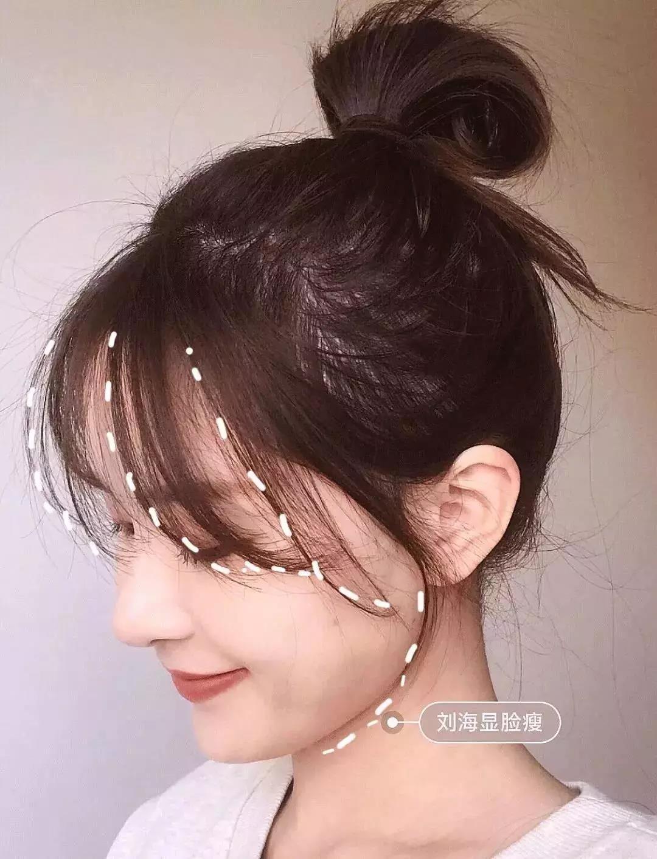 """显脸瘦,改脸型,减龄的小红书""""爆款发型"""",97%女生都适合!图片"""
