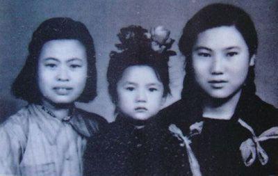 林立果未婚妻張寧,年輕時很漂亮,長子12歲遇害,如今也很有氣質