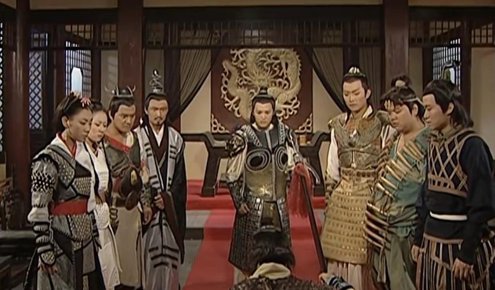 北京人肉包子-凌烟阁功臣被杀被贬吓得尉迟恭闭门不出惹祸精程咬