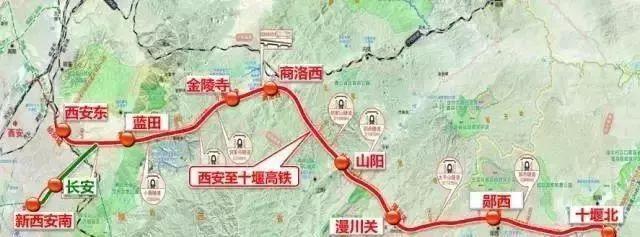 津承高铁2019规划图
