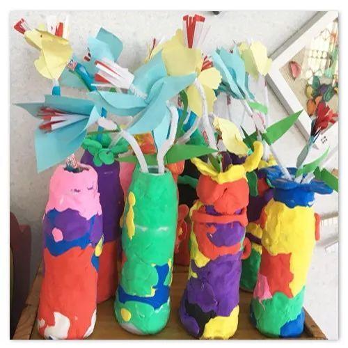 【亲子手工】酸奶瓶创意手工制作新年礼物,幸福感爆棚