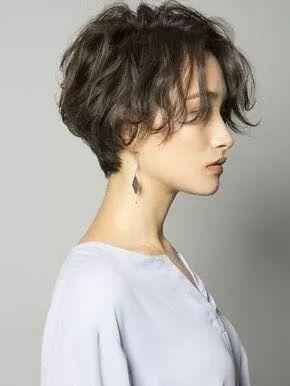 这些短发又美又好打理,睡醒都好看!图片