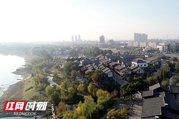 湘潭窯灣旅遊景區獲評國家3A級旅遊景區 9