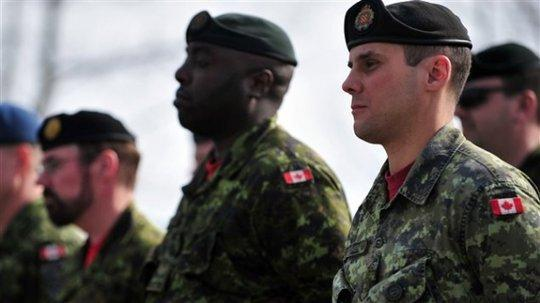 全球军事实力排行_加拿大最近火遍全球,敢和中国叫板,加拿大的军事实力究竟 ...