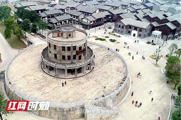 湘潭窯灣旅遊景區獲評國家3A級旅遊景區 10