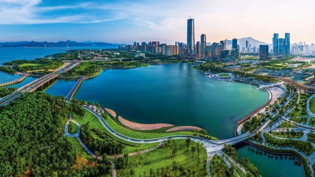 深圳人才公园(图片来源:人才公园管理处)