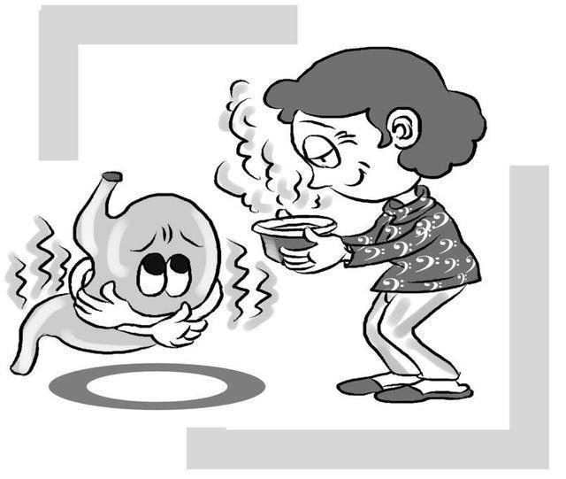 慢性食炎症状_9,恶心呕吐:慢性胃炎患者往往有恶心等症状,尤其是慢性萎缩性胃炎