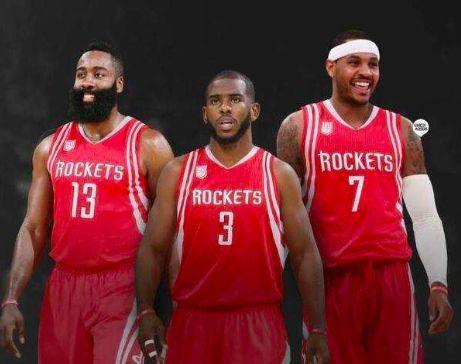 NBA转会重启,火箭2200万四大新援待清洗,正式告别安东尼