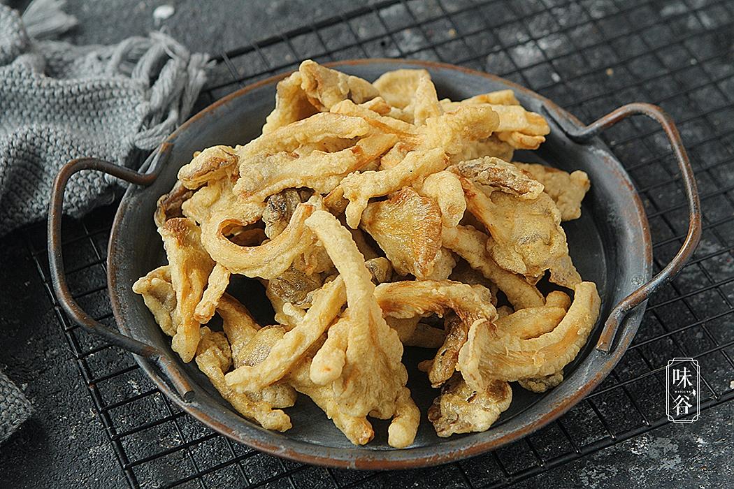 平菇这样做太香了,吃出肉的零食,或感觉或下豆角炖做法(东北排骨)6图片