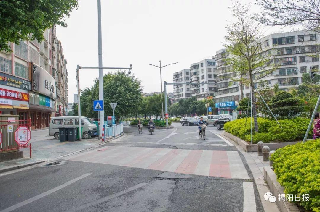 阳路支行_【必看】@揭阳司机~20日起,市区这10个路段将启用交通技术监控设备