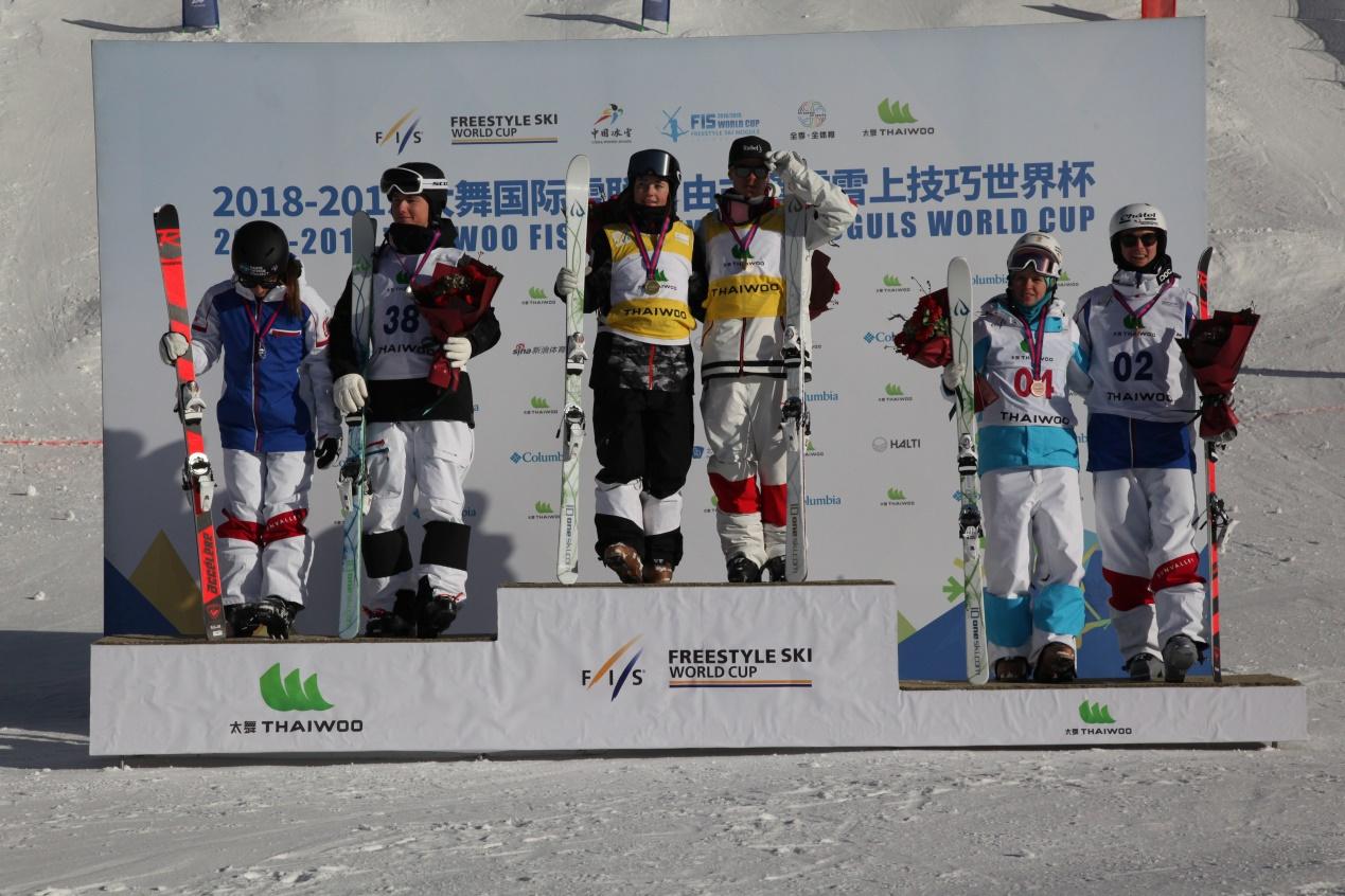 2018-2019太舞国际雪联自由式滑雪雪上技巧世界杯赛圆满落幕