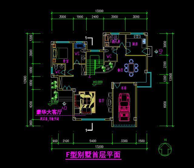 一级建造师教你看懂别墅装修图纸,明日之后你也会成为
