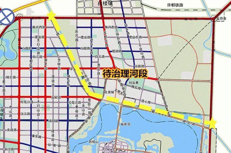 淮阳西最新规划图