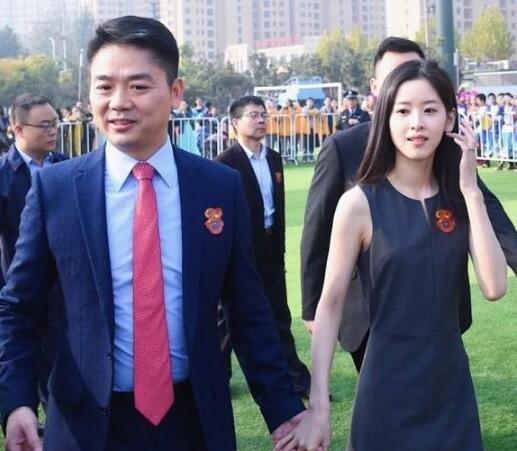 马健南的老婆_看完马云老婆、王健林老婆、再看看刘强东老婆,差距真的大 ...