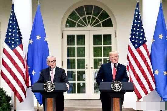 欧盟经济总量比美国_美国欧盟