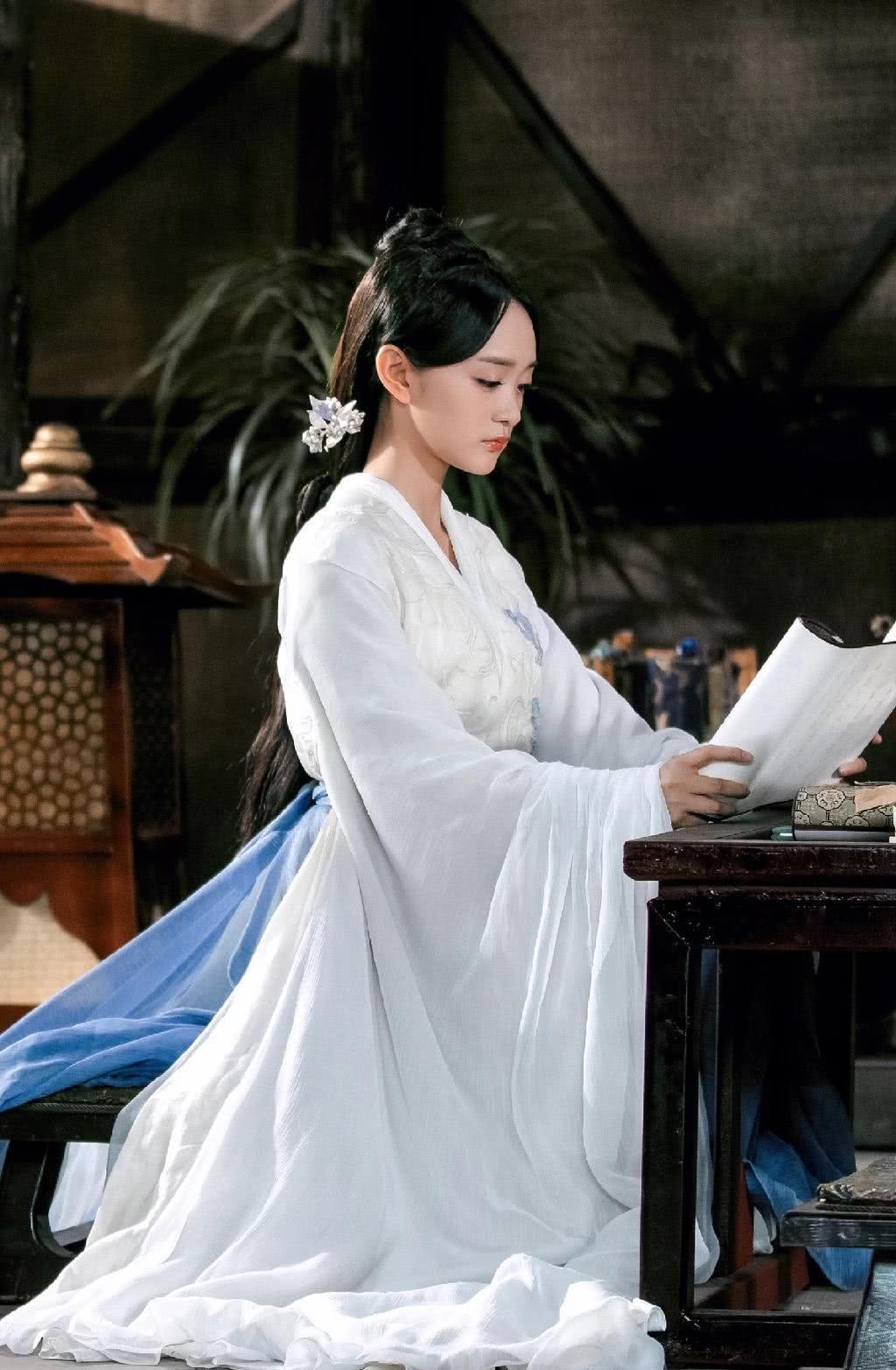 新版《天龍八部》選角才不錯,這女主一個比一個讓人驚艷