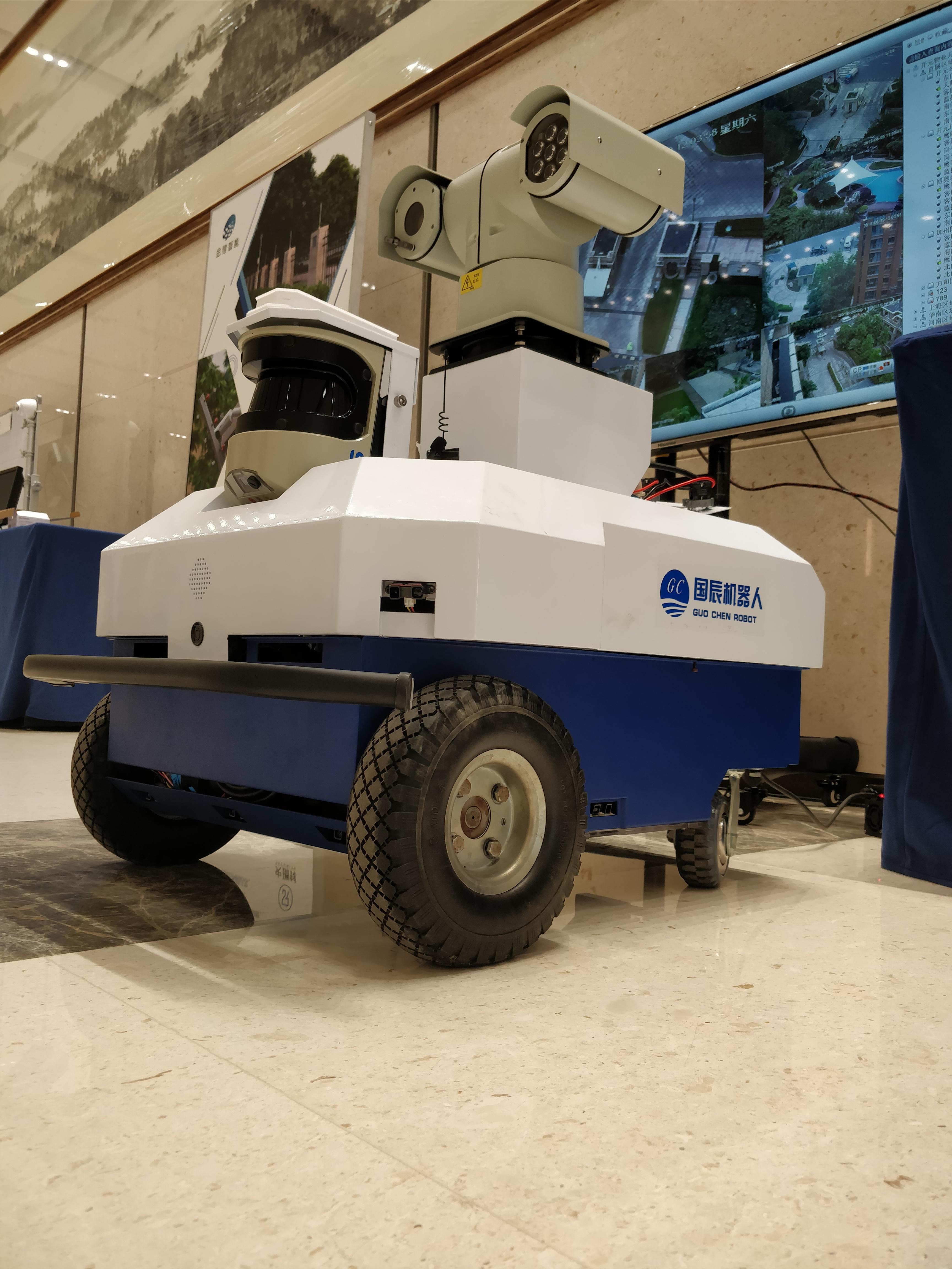 什么是微型减速电机,变电站智能巡检机器人——电力巡检机器人_运行