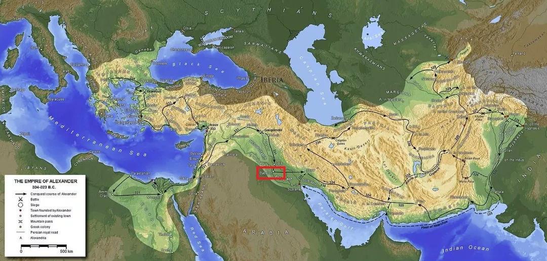 巴比伦城:何以脱颖而出成为亚历山大大帝的都城?