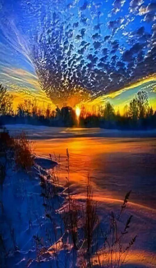 美景图片头像 微信&50张最新绝世美景照,太太太美了!
