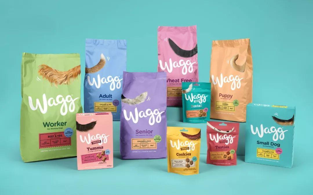 宠物食品包装设计,一起来看看~