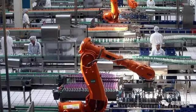高精度步进电机,2019郑州工业自动化展 近年工业机器人各项重要政府政策_产业