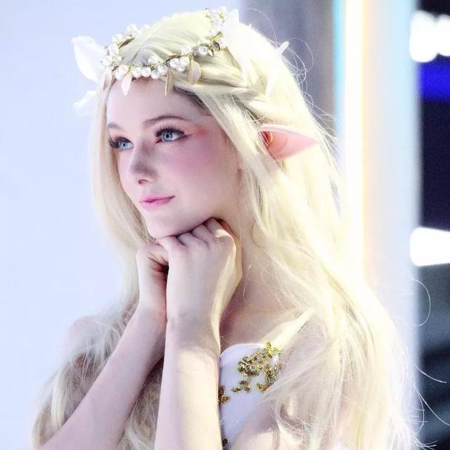 美成仙的她,漂亮的可不只是皮囊-華夏娛樂360