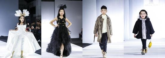 艺鑫从头定义中国儿童时髦的将来从2018成都潮童