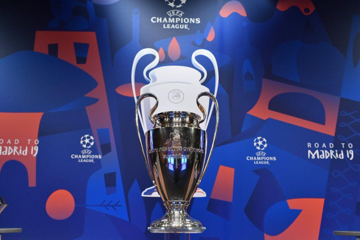 欧冠1/8决赛对阵:利物浦大战拜仁 曼联PK巴黎