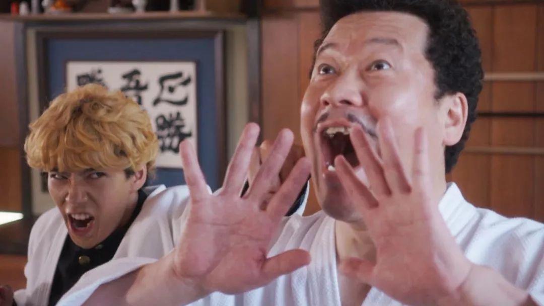 《我是大哥大》这部沙雕日剧的演员也太帅了吧!(附百度云资源)