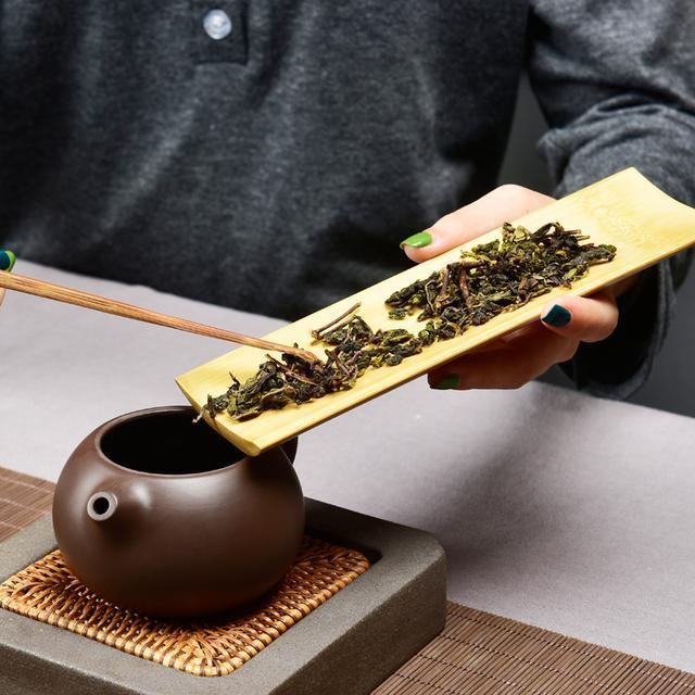 汝窑茶席设计图片