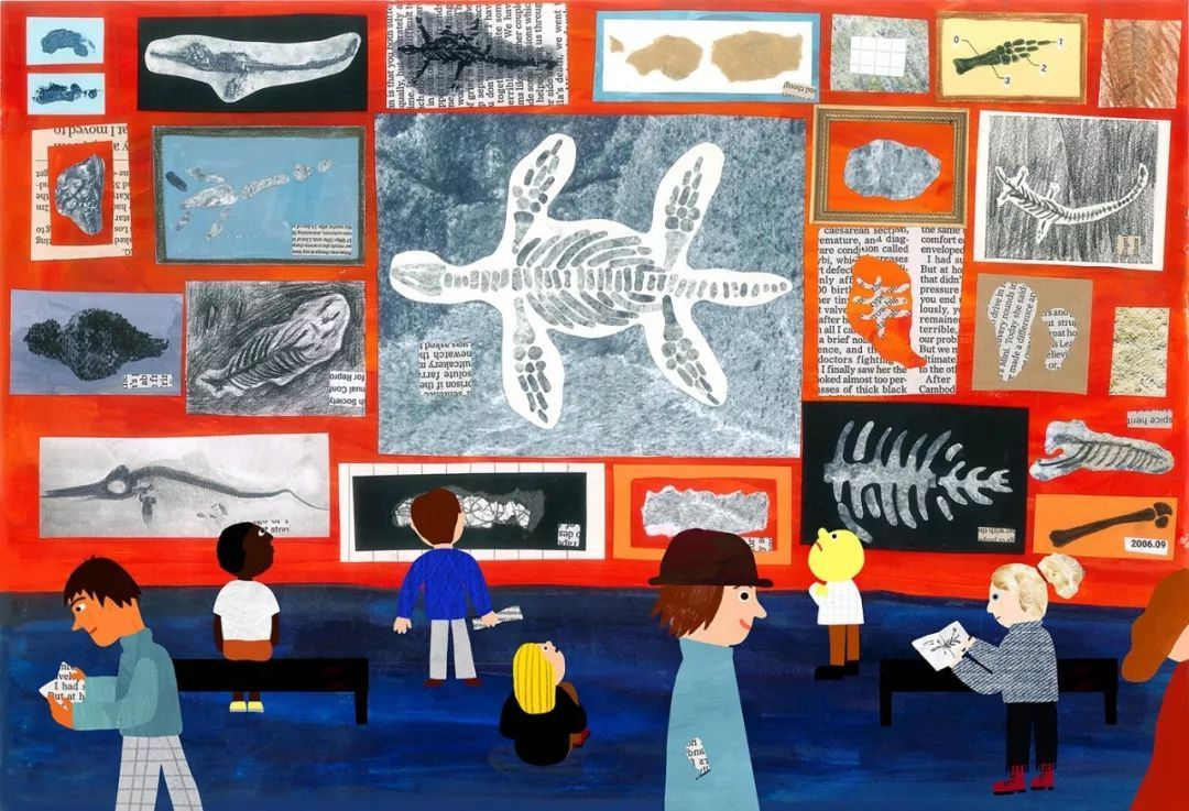 美国学校为孩子量身定制的艺术启蒙课居然是这样子的