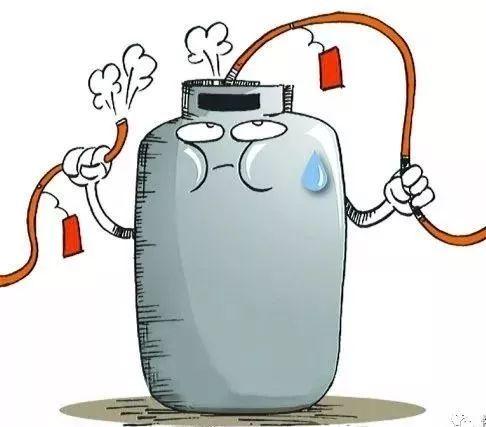 冬季,市民使用煤气量日渐增多,势必增加安全隐患.图片