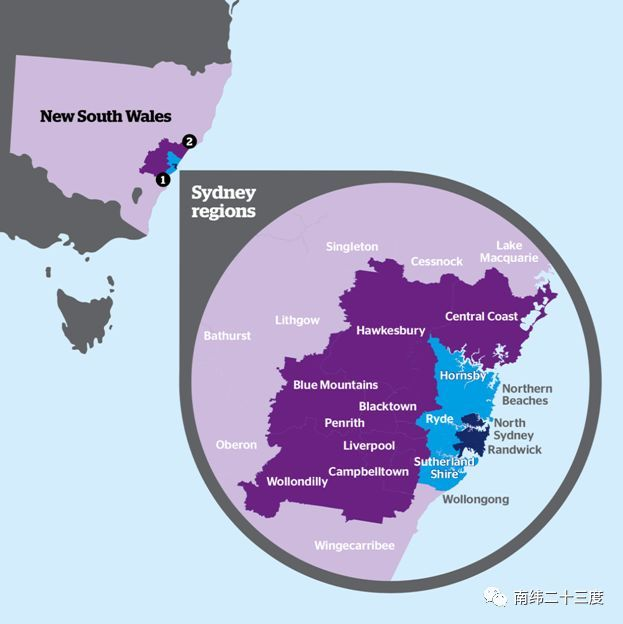 D博士聊房产 2018年澳洲三大城市地产市场回顾一 悉尼