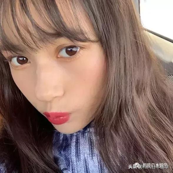 日本颜面乘骑_北海道混血美少女,17岁就拿下「日本最强颜面女子」的